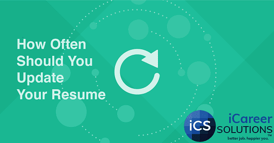 How Often Should You Update Your Resume