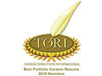 TORI Best Portfolio Careers Resume