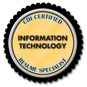 CDI Certified Resume Specialist